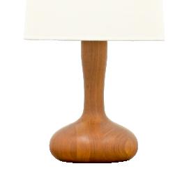 Danish table lamp of DOMUS