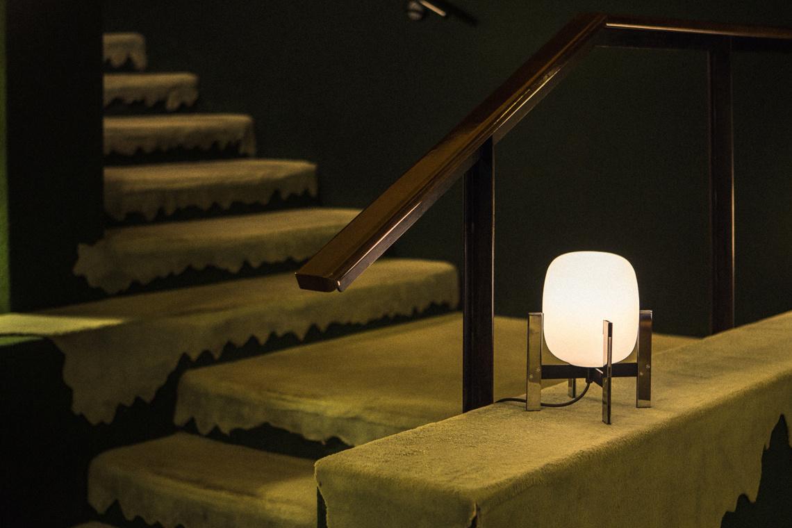 Cestita Metal lamp