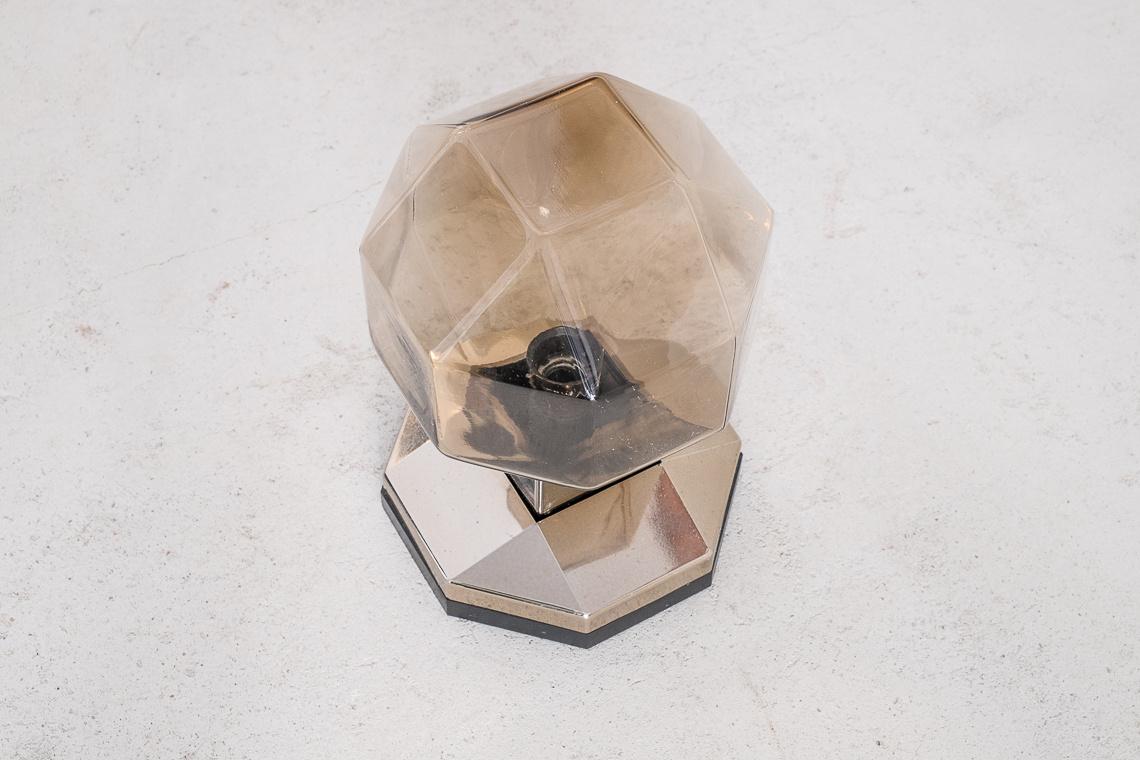 Polyedric Wall Lamp by Motoko Ishii for STAFF