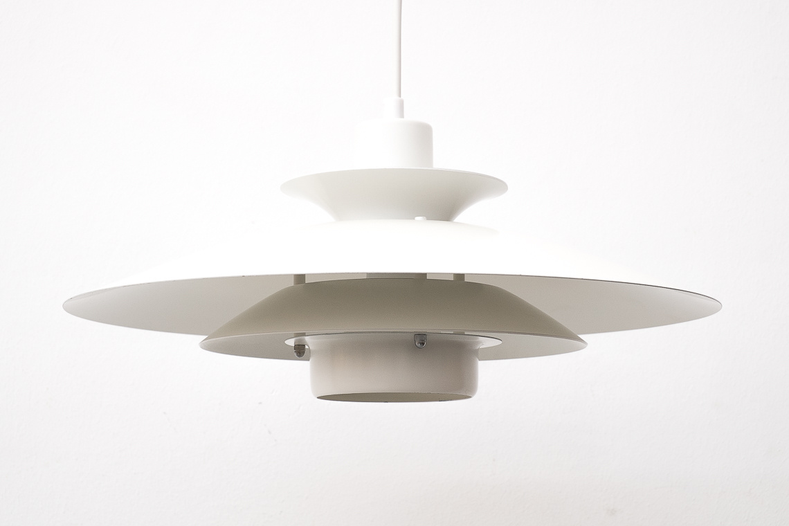 Danish PENDANT LAMP VOLGA FROM JEKA