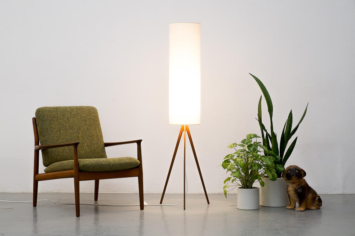German Floor Lamp by Aro Leuchten