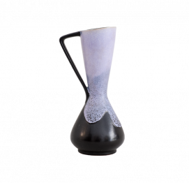 Fat Lava Vase from Jasba