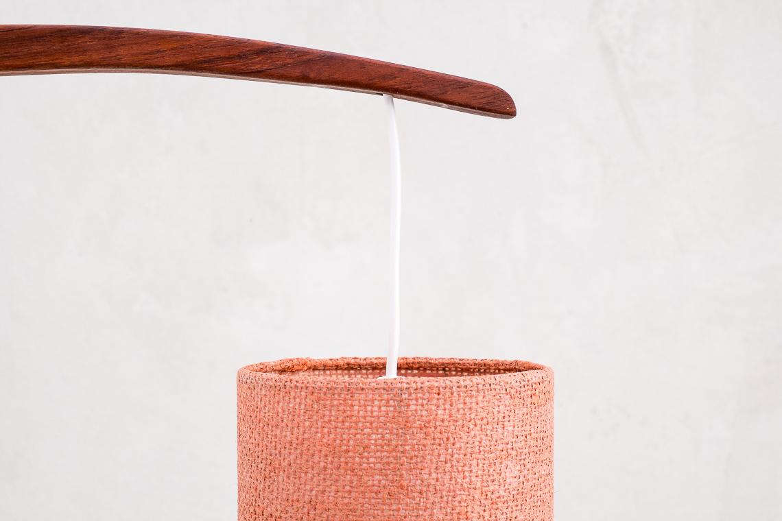 mid century  SCANDINAVIAN adjustable sconce wall lamp