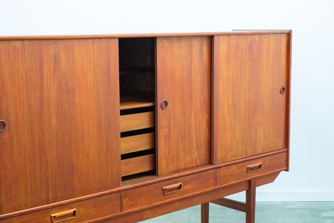 60's Danish Highboard