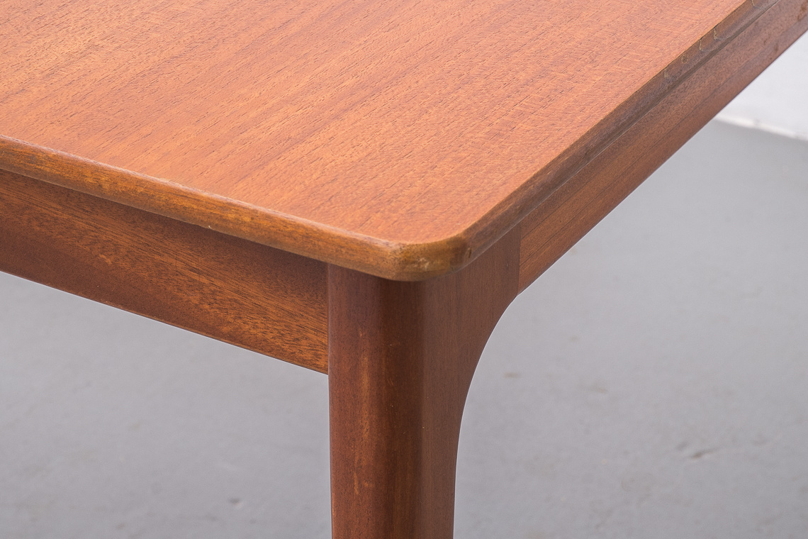 Extendable Teak Dining Table by McIntosh