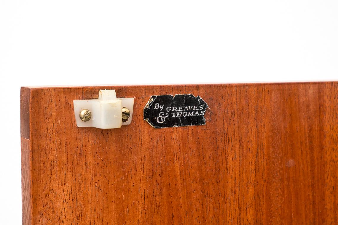 Mid Century Teak Sideboard by Greaves & Thomas