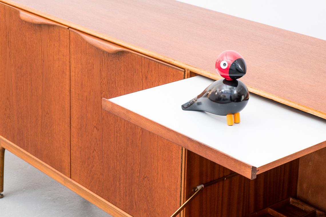 Aparador Mcintosh vintage mueble mid-century sideboard salon nordico
