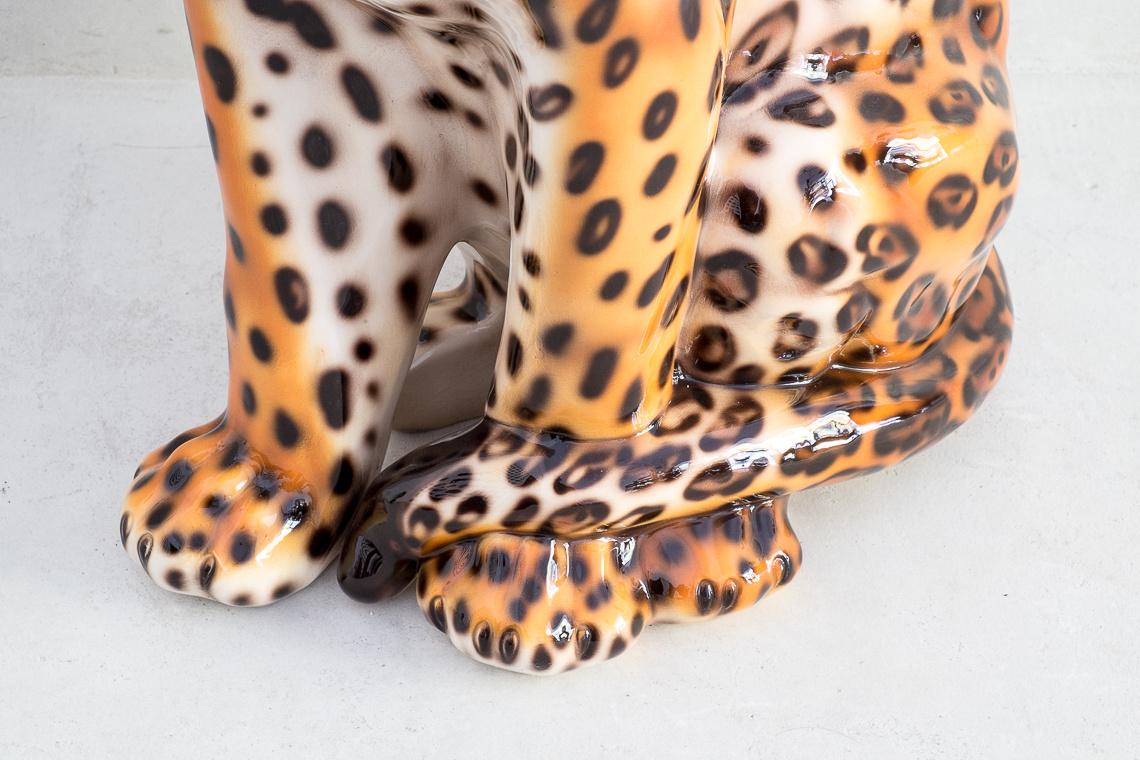 GRAN jaguar CERÁMICO (86CM) MADE IN ITALY
