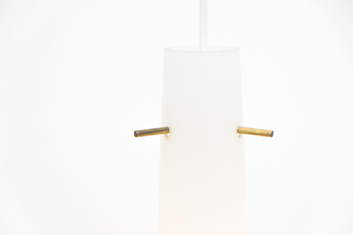 Lámpara danesa años 60