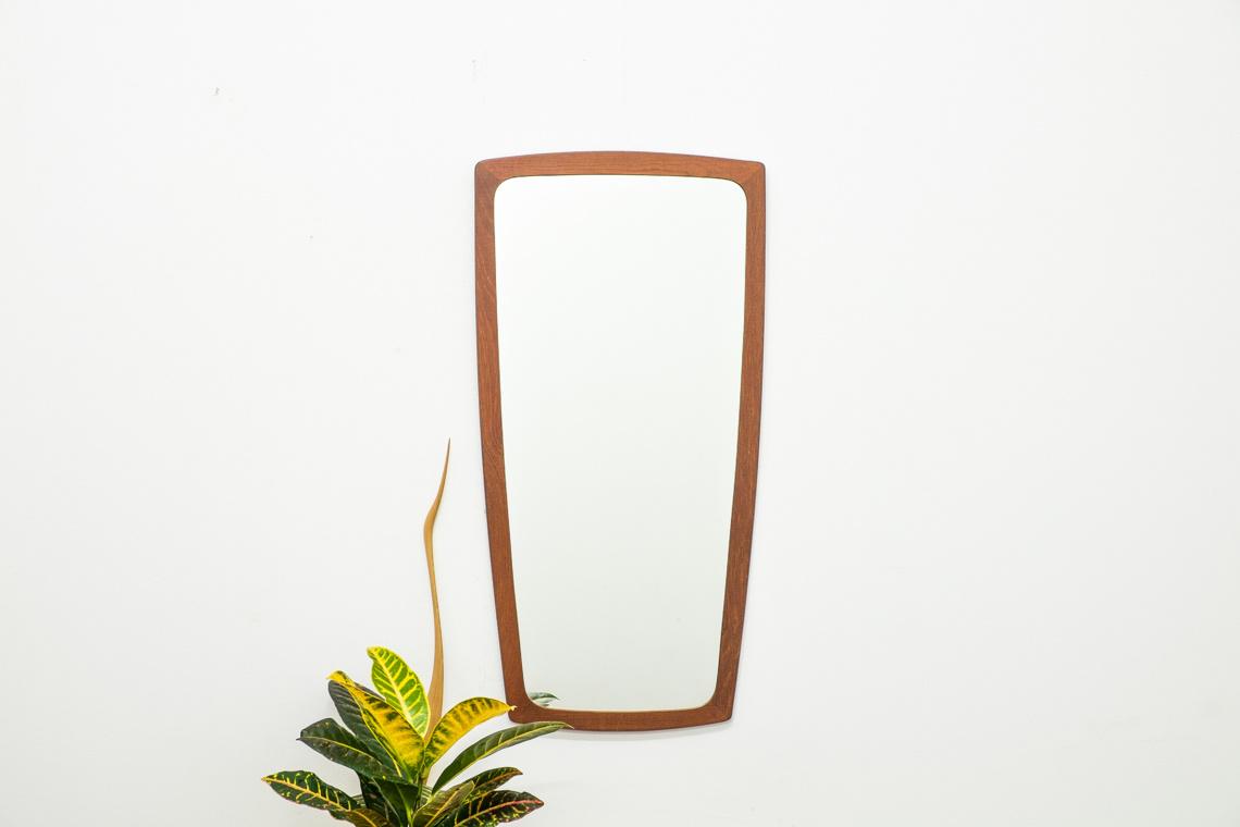 Espejo danés de pared