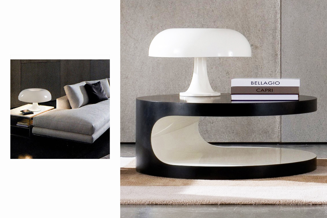 lámpara Nesso de Giancarlo Mattioli
