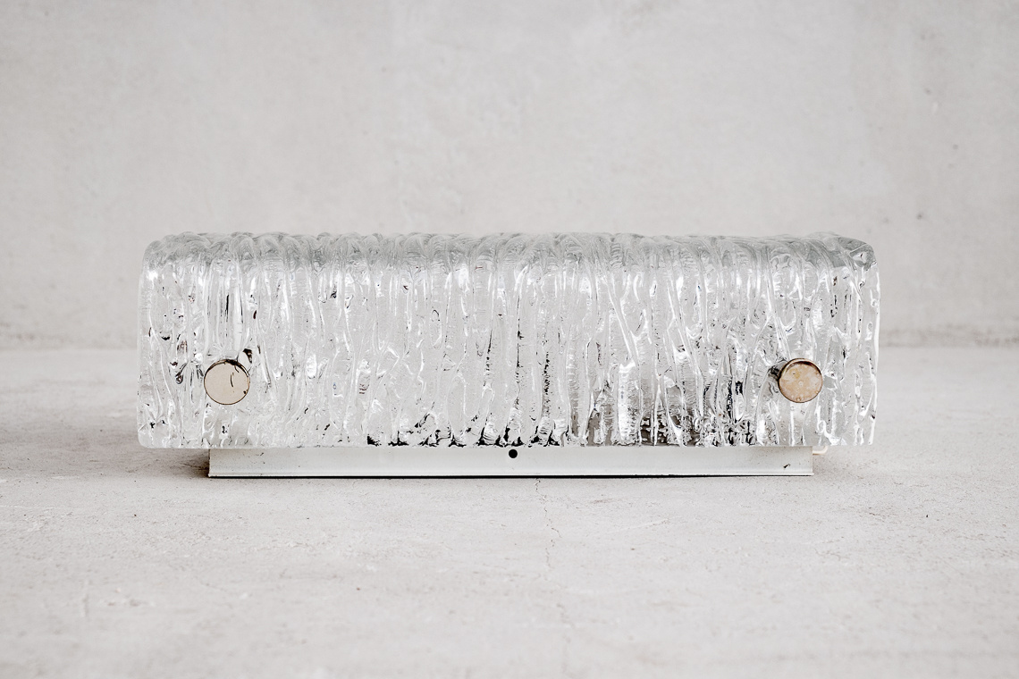 APLIQUE Ice Glass DE Kaiser Leuchten