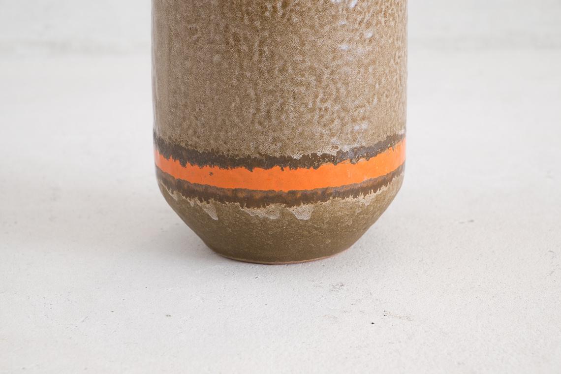 JARRÓN DE Strehla Keramik