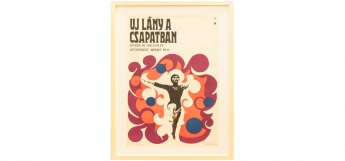 CARTEL DE FILM SOVIETICO