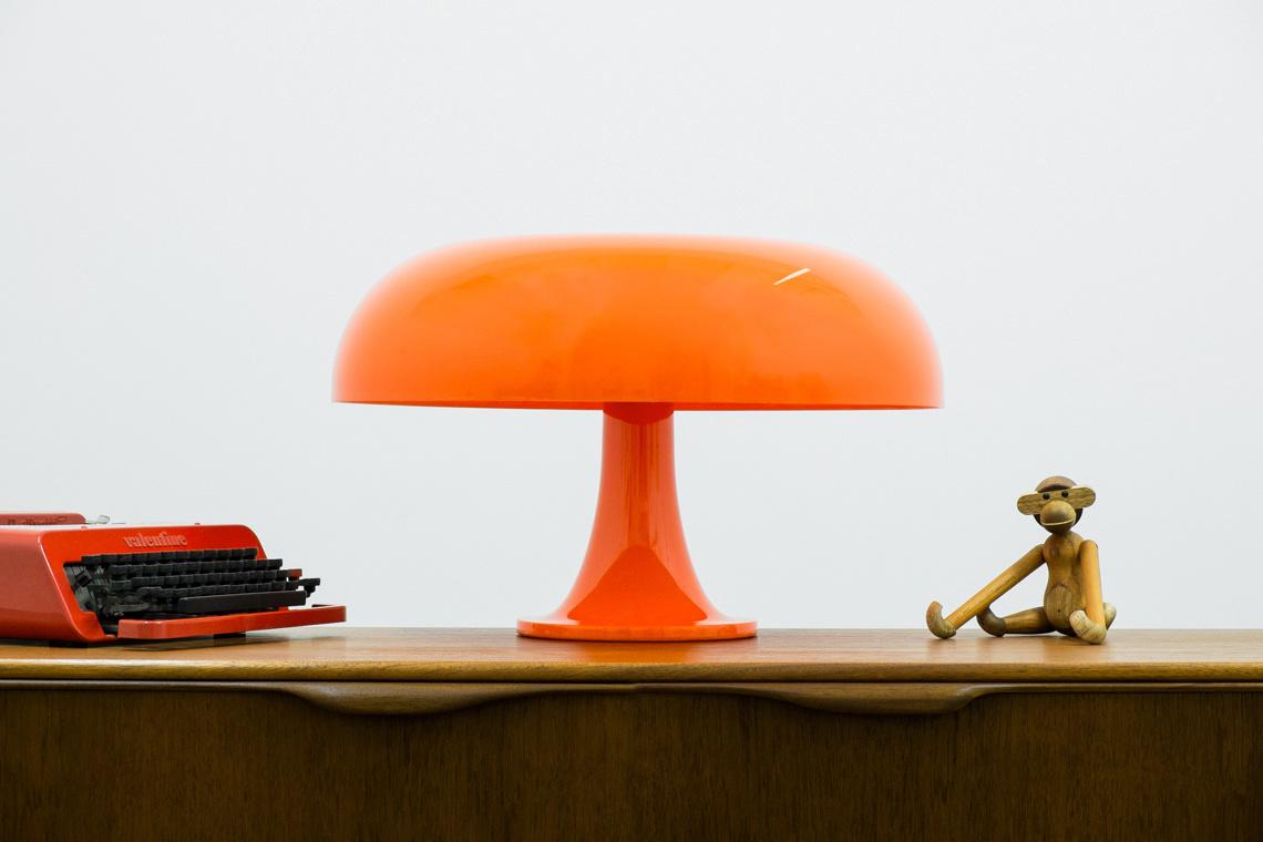 Lámpara Nesso de Giancarlo Mattioli.