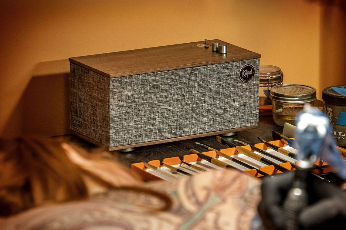 KLIPSCH THE ONE II WALNUT
