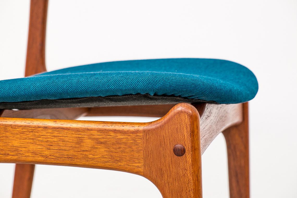 Juego de 4 sillas de erik buch el recibidor for Sillas para recibidor