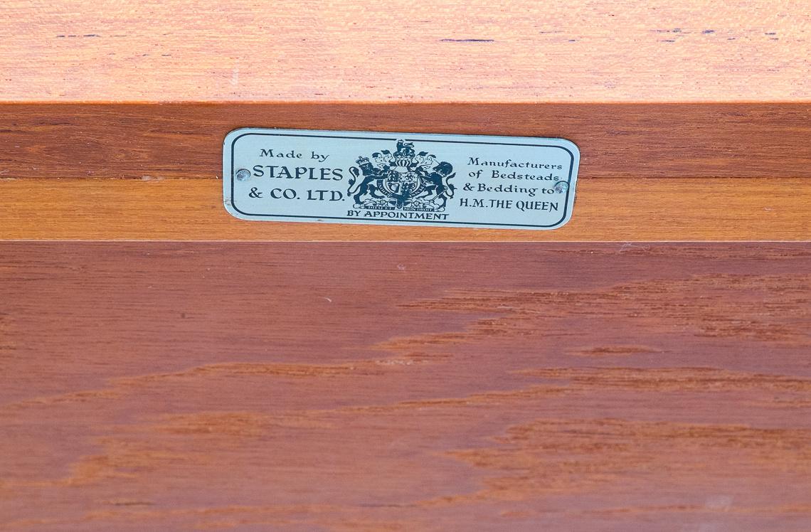 CARRITO CAMARERA DE Staples & co. Ltd.