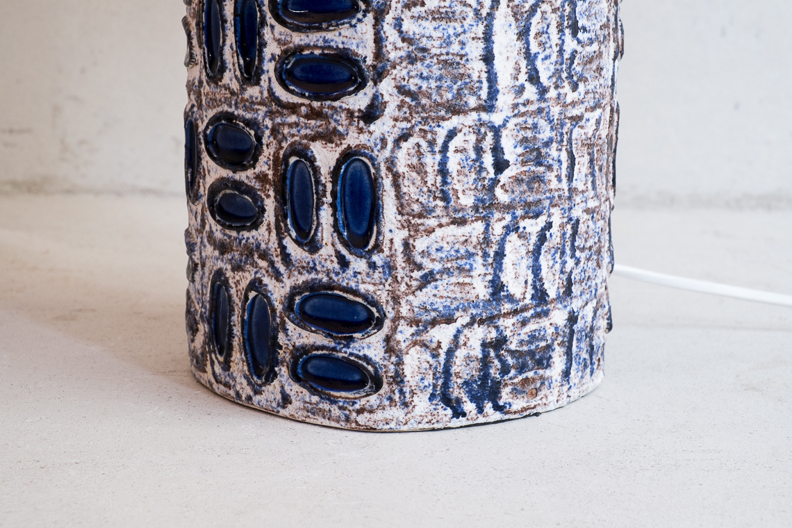 LÁMPARA CAPRI DE Ilse Stephan PARA Schlossberg Keramik