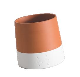 MACETA Voltasol Medium White