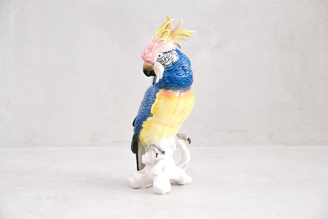 Papagayo ceramica de Karl ENS