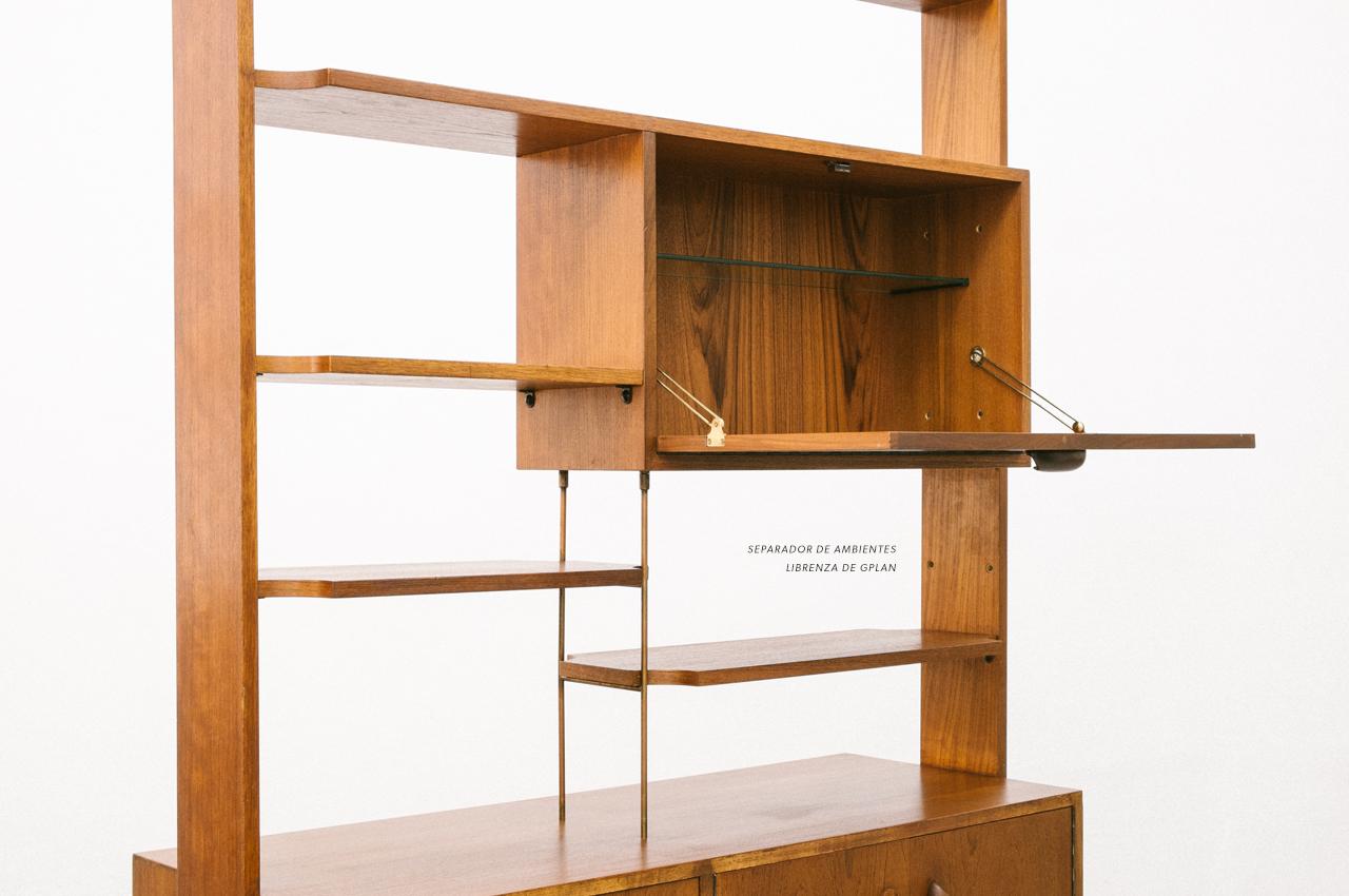 El recibidor muebles y objetos originales mid century - Muebles recibidor barcelona ...
