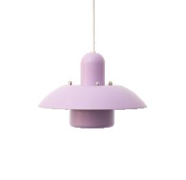 LÁMPARA COLGANTE purple DE form light