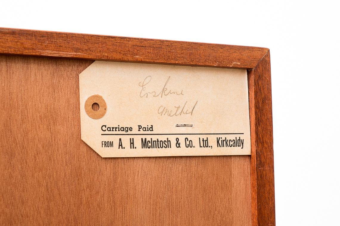 APARADOR DUNBAR DE A.H. MCINTOSH & CO.