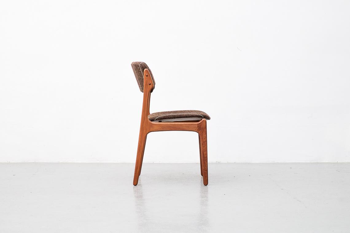 Juego de 4 sillas DE Erik Buch