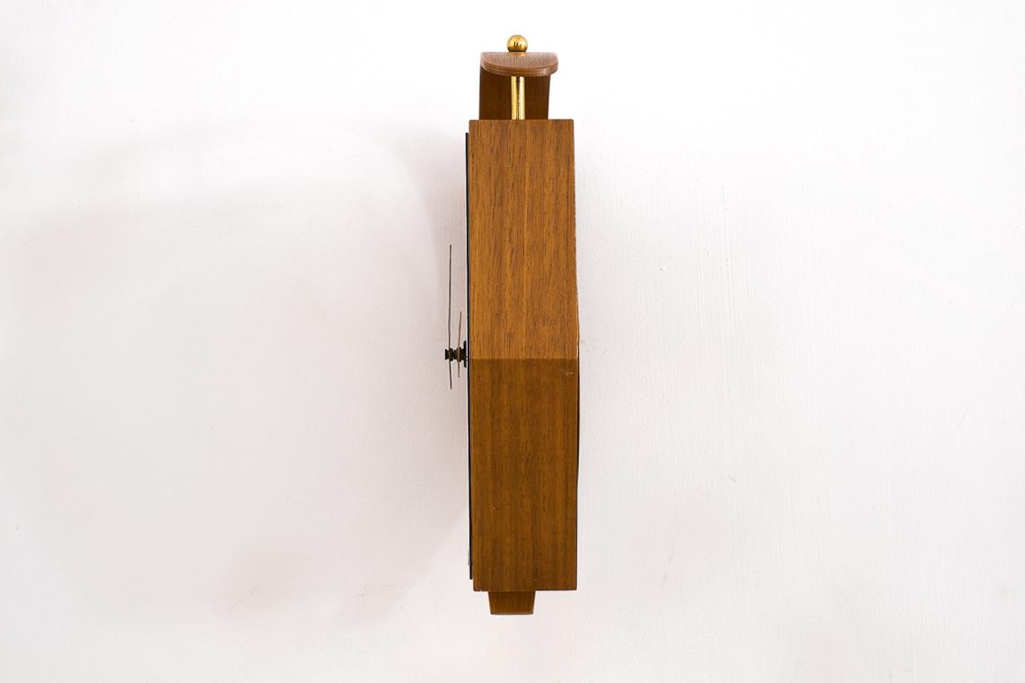 Reloj de pared Dugena West Germany