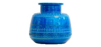 JARRÓN RIMINI BLUE DE BITOSSI