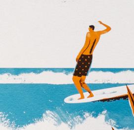 SURF DE IKER AYESTARAN