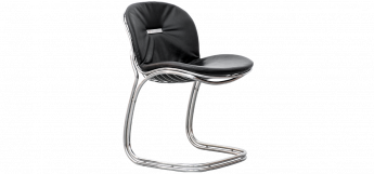 Set 3 sillas Sabrina de Gastone Rinaldi para Rima