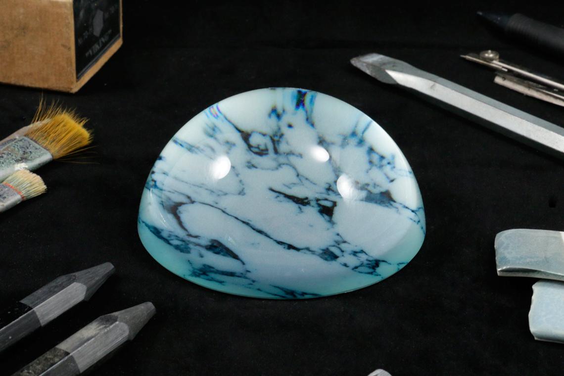PISAPAPELES White Marble