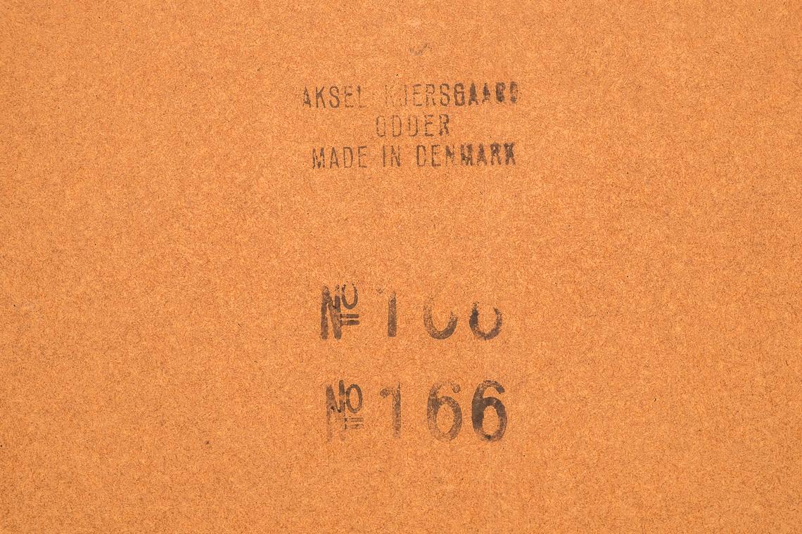 Espejo XL de Kai Kristiansen para Aksel Kjersgaard