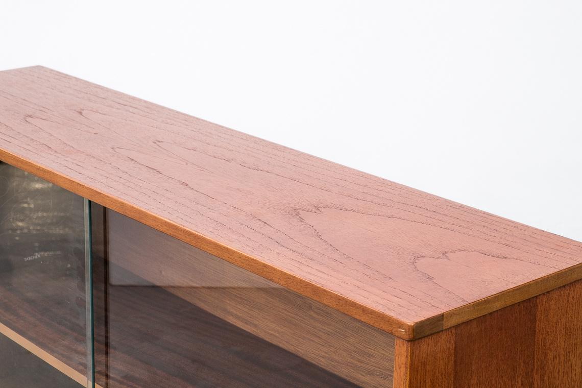 vitrina vintage mueble mid-century sideboard salon nordico