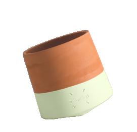 MACETA Voltasol Mini Green