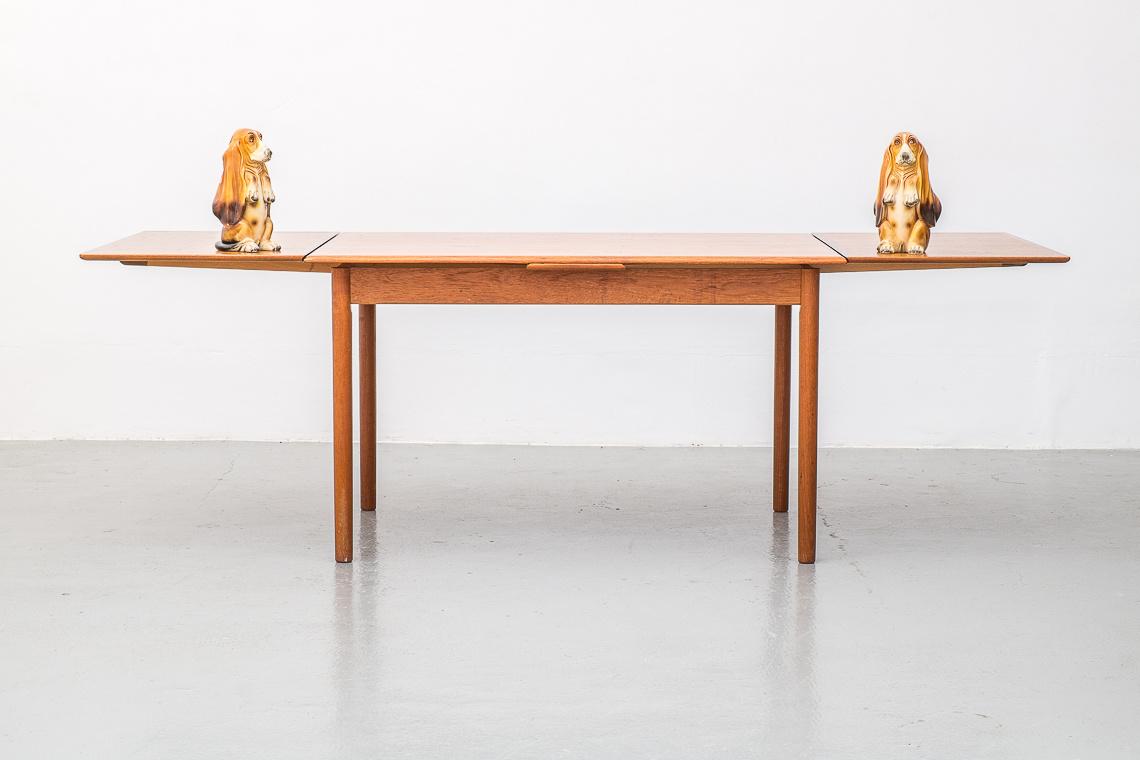 MESA COMEDOR EXTENSIBLE DE N&R Møbler DENMARK