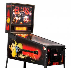 Elvis Pinball Machine de Stern