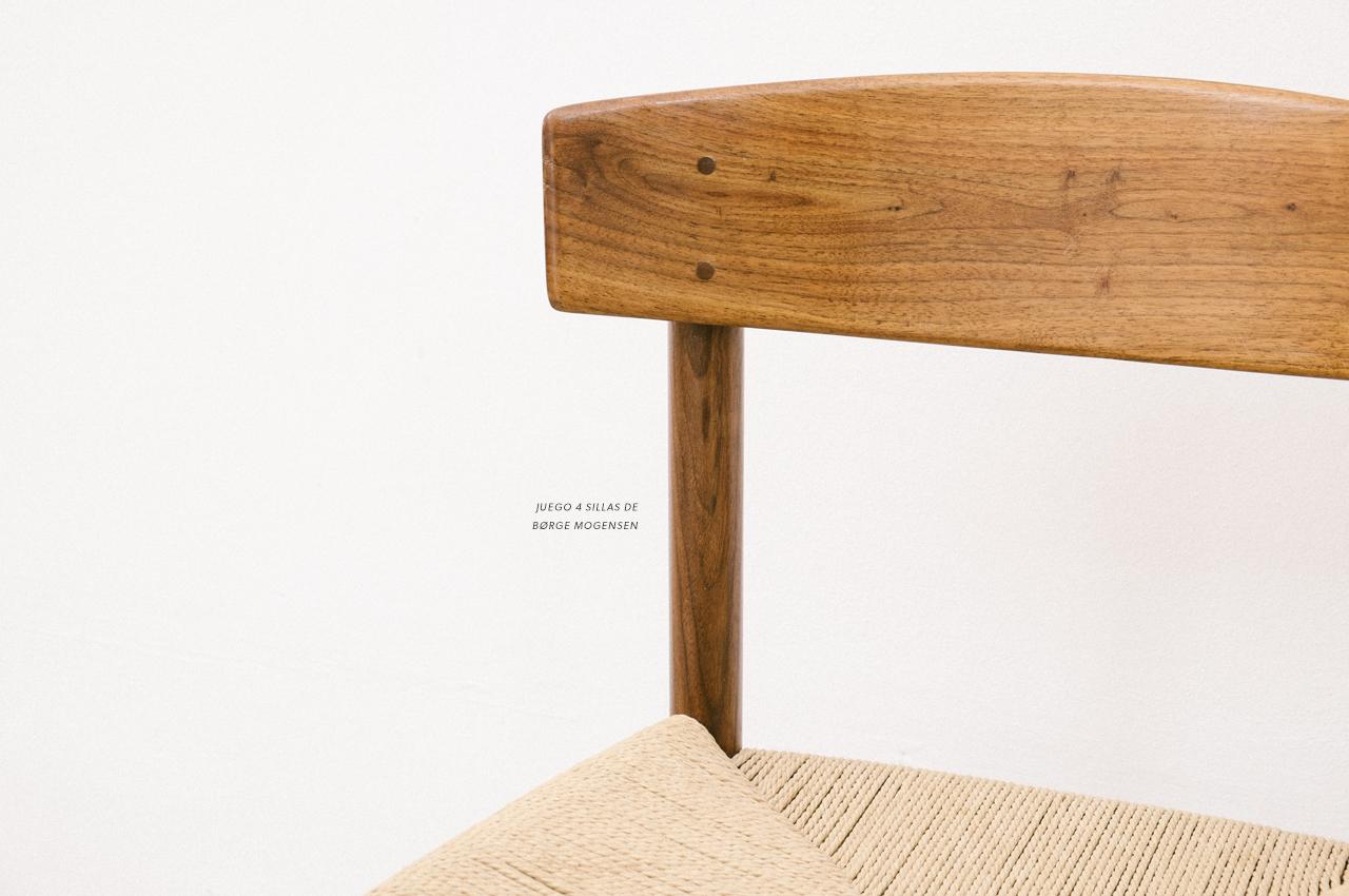 sillas trenzado