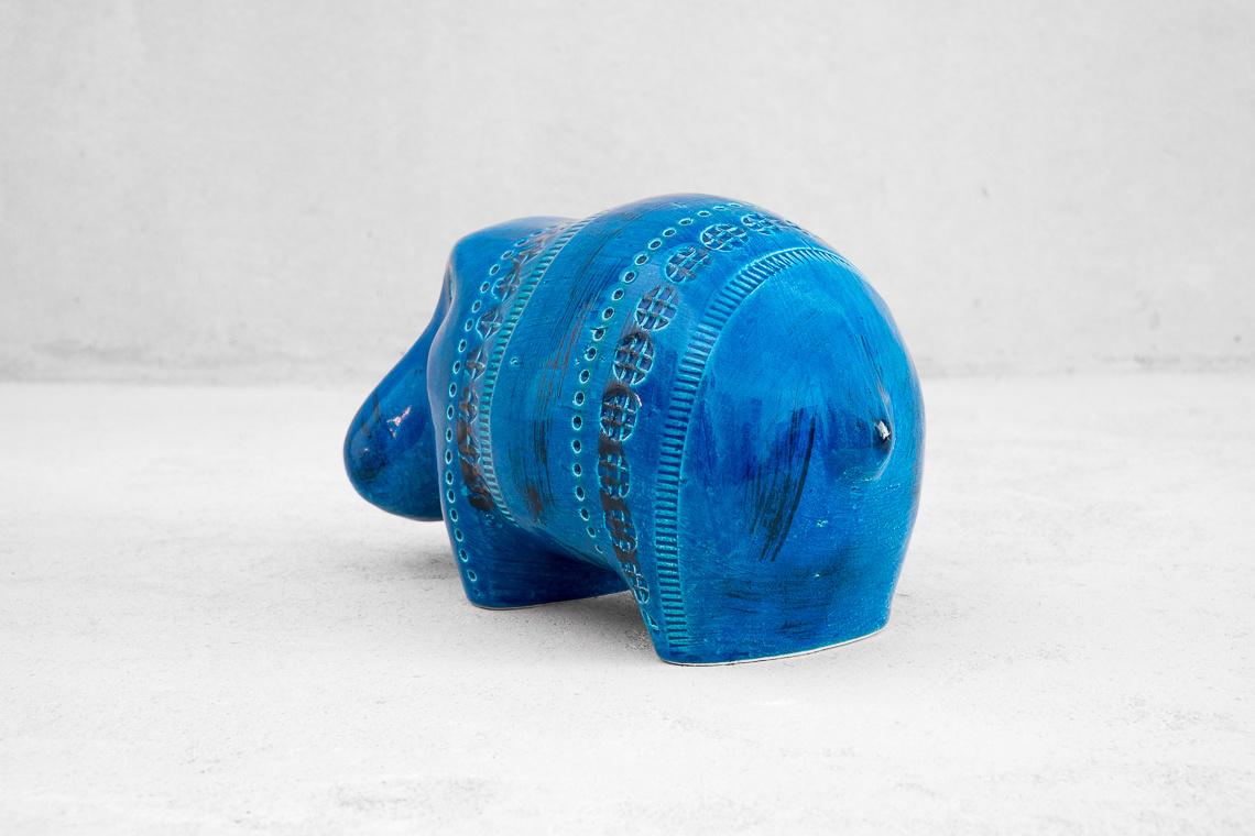Hipopótamo (L21CM) DE ALDO LONDI PARA BITOSSI
