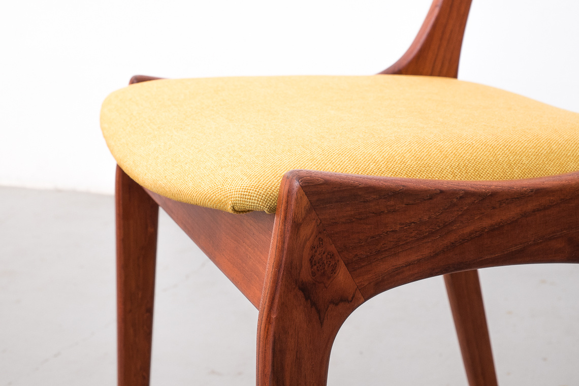 Set 4 sillas de Korup Stolefabrik